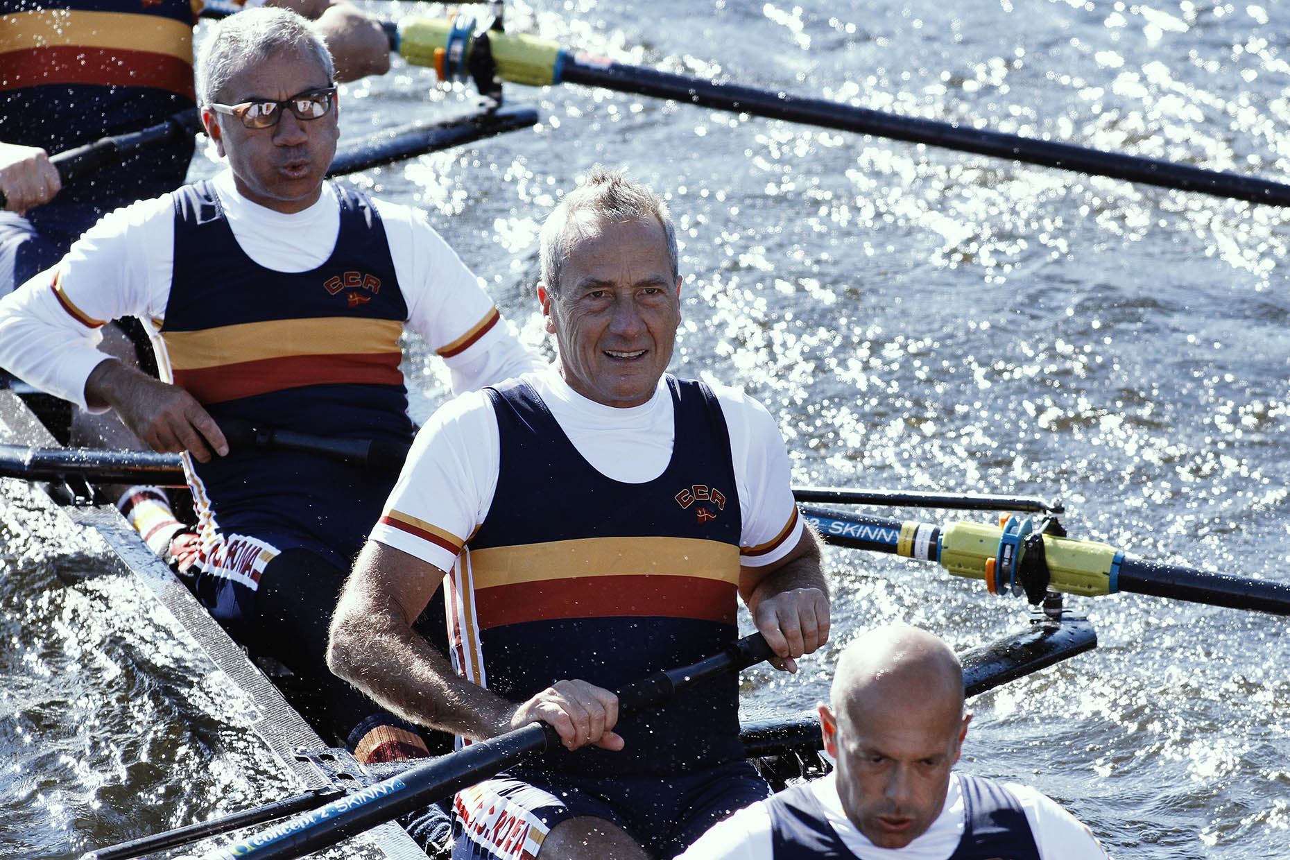 Masters Rowers